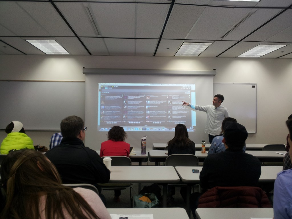 Neal Mann talks Tweetdeck